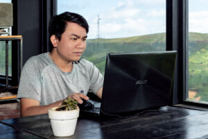 Remote working at Dalat